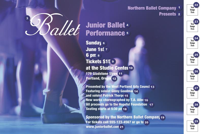 Ballet Posters uk Ballet Poster Show Original