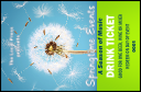 Dandelion Drink Ticket