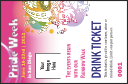 LGBT Pride Drink Ticket