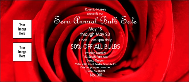 Red Rose Coupon 2