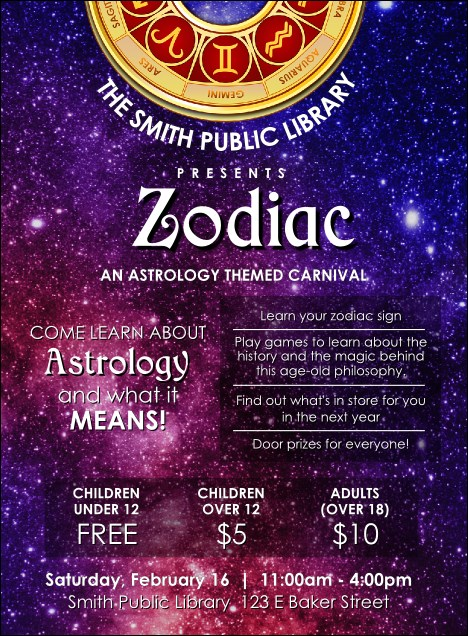 Astrology Invitation