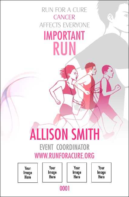 Run for a Cause Pink Drink Ticket